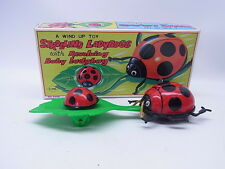 LOT 1302 | Yone Japan Strolling Ladybugs Käfer in OVP/Box