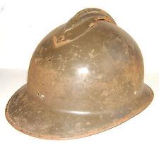 WWII CASQUE ADRIAN MOD. 26  COQUE POUR REMONTAGE -