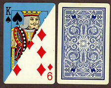 Double Action playing cards USA, 1935