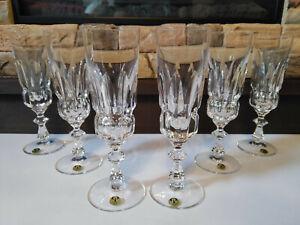 Peill /& Putzler Granada Likörschale Glas H 8,5 cm Bleikristall signiert mehrere