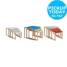 Argos Less than 60cm High Nested Tables