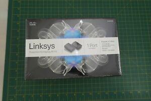 Linksys PLE400 Powerline Homeplug AV Kit