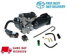 RANGE ROVER SPORT AIR SUSPENSION COMPRESSOR PUMP WITH RELAY & PIPES - LR023964