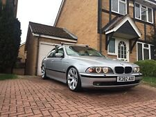 BMW E39 5 Series 535i V8 Modified Long MOT Good Service History