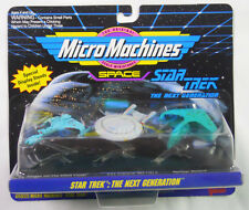 STILL SEALED! 1993 Galoob Micro Machines Space Star Trek: The Next Generation #3