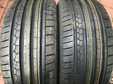 2 NEW 225 35 19 DUNLOP SP SPORT MAXX GT RUNFLAT TYRES 225/35 R19 88Y EXTRA LOAD