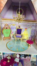 Rare Kidkraft Disney Princess Belle Enchanted Castle