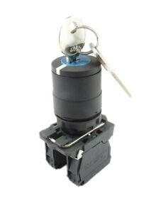 Genie S-65 S-85 S-60 S-80 S-45 S-40 Key Ignition Switch Part 122512GT 122512