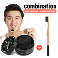 30g Teeth Whitening Powder Bamboo Activated Organic Charcoal Natural Teeth Tooth