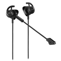 Turtle Beach Battle Buds In-Ear Gaming Headset - Black/Silver