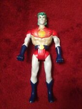 "Vintage Figure ""CAPTAIN PLANET"" Original- 1991 - Kenner - 6"" Button Action Toy"