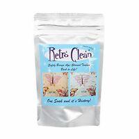 Retro Clean Soak 1bls Bag Unscented  Wash Vintage Lines and Quilts Eco Safe 16oz