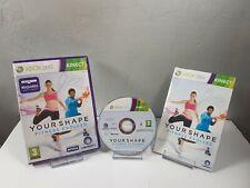 Votre Shape: Fitness Evolved-Compatible Kinect (Xbox 360) - jeu
