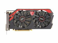 MSI GTX770 Twin Frozr Gaming GPU / 1536 CUDA Cores / 2GB GDDR5 / PCI Express 3.0