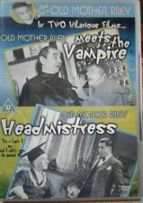 Mother Riley Meets the Vampire / Old Mother Riley, Headmistress - Lugosi PAL DVD