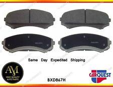 *Front Disc Brake Pads cerámica BXD867H fits, 2002,2003 Isuzu Rodeo.