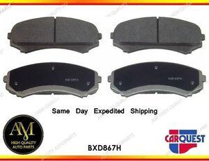 *Front Disc Brake Pads Ceramic BXD867H fits, 2002,2003 Isuzu Rodeo.