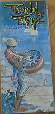 brochure TRINIDAD AND TOBAGO THE WEST INDIE