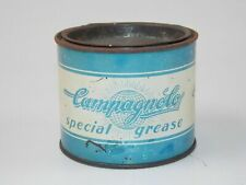1950's CAMPAGNOLO SPECIAL GREASE MEDIUM CAN TIN ITALIAN BICYCLES SHOP