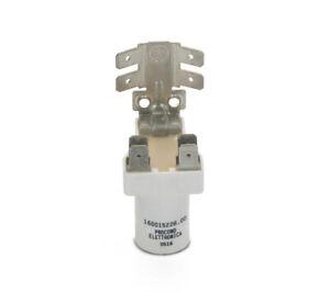 filtre antiparasite 0.1µF+2x27nF 250v    (INDESIT C00143383  =  CANDY 91200489)