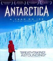ANTARCTICA: A YEAR ON ICE NEW BLU-RAY