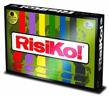 RISIKO! ITALIANO 6033849 Editrice Giochi EG Spin master -nuovo- Italia