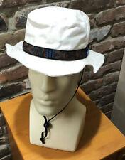 KAVU Unisex Bucket Hat Strap Cap NATURAL COLOR Small NWOT
