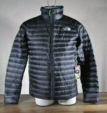 NWT The North Face Mens MEDIUM Quince Pro Jacket 800 Fill Goose Down Puffer Grey