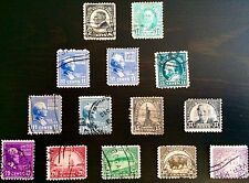 ANTIQUE RARE COLLECTIBLE SET UNITED STATES  POSTAGE STAMPS
