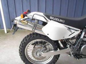 Suzuki DR650 sports muffler Exhaust System and Oil cooler Guard 1996 - 2021