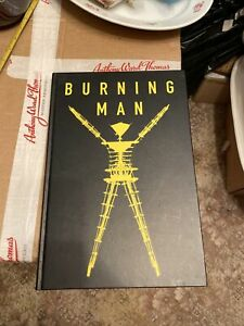 Burning Man Book 1997 First Edition Festival History Photographic