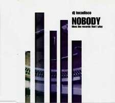 DJ Tocadisco* - Nobody (Likes The Records That I P CD - 3778