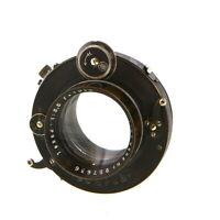 Vintage Carl Zeiss Jena 15cm (150mm) f/3.5 Tessar in Compur Shutter - UG