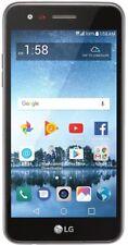 LG Rebel 3 Prepaid Black Smartphone Family Mobile 5.0″ 5 MP Refurbished GRADE A+