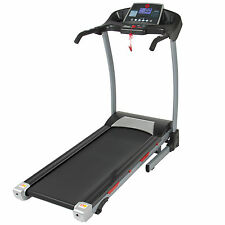 Deluxe Folding Electric Treadmill Portable Motorized Running Exercise Machine