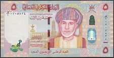 TWN - OMAN 44 - 5 R 2010 UNC Hybrid 40th Ann. Independence