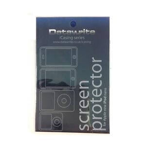3 x Ipod Nano 3rd Gen screen protector (Brand New) DataWrite ICasing Series