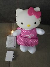 Doudou Peluche Veilleuse Musicale Hello Kitty