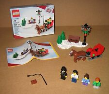 3300014 LEGO Limited Ed 2012 Holiday Set 100% Complt w box Instructions EX COND