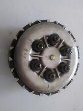 1976 yamaha dt250 clutch assembly basket pressure plate springs