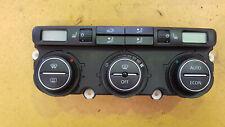 VW PASSAT B6 1.9 2.0 TDI 2005-2010 A/C HEATER CONTROL PANEL HEATED SEATS WINDOW