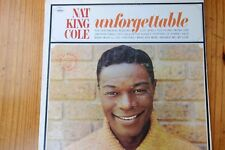 Nat King Cole – Unforgettable CAPITOL SM-357 (REISSUE)