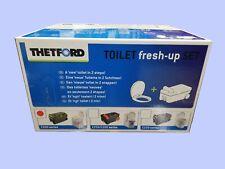 Thetford Set C 200 toilet serbatoio cassetta wc per camper fresh-up con ruote