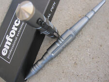 3 in 1Tactical Pen mit Kugelschreiber + Glasbrecher Kubotan Selbstverteidigung t
