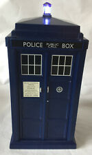 Doctor Who TARDIS Light & Sounds Electronic Flight Control Police Box