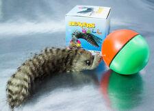 5x Wieselball weazelball Hundespielzeug Katzenspielzeug Wiesel am Ball
