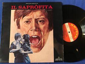 SM ROMITELLI IL SAPROFITA ARIETE LP ORIG ITALY NEAR MINT