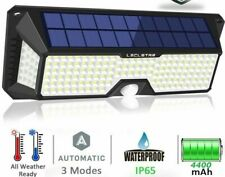 Outdoor Waterproof Light Security Lamp Solar Power 268 LED Motion Sensor Garden