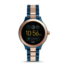 Fossil Gen 3 Smartwatch Q Venture Rose Two-Tone Stainless Steel FTW6002