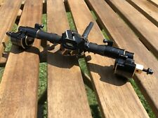 Redcat Gen8 Scout II HEAVILY UPGRADED Rear Portal Axle w/ ALL Treal Brass